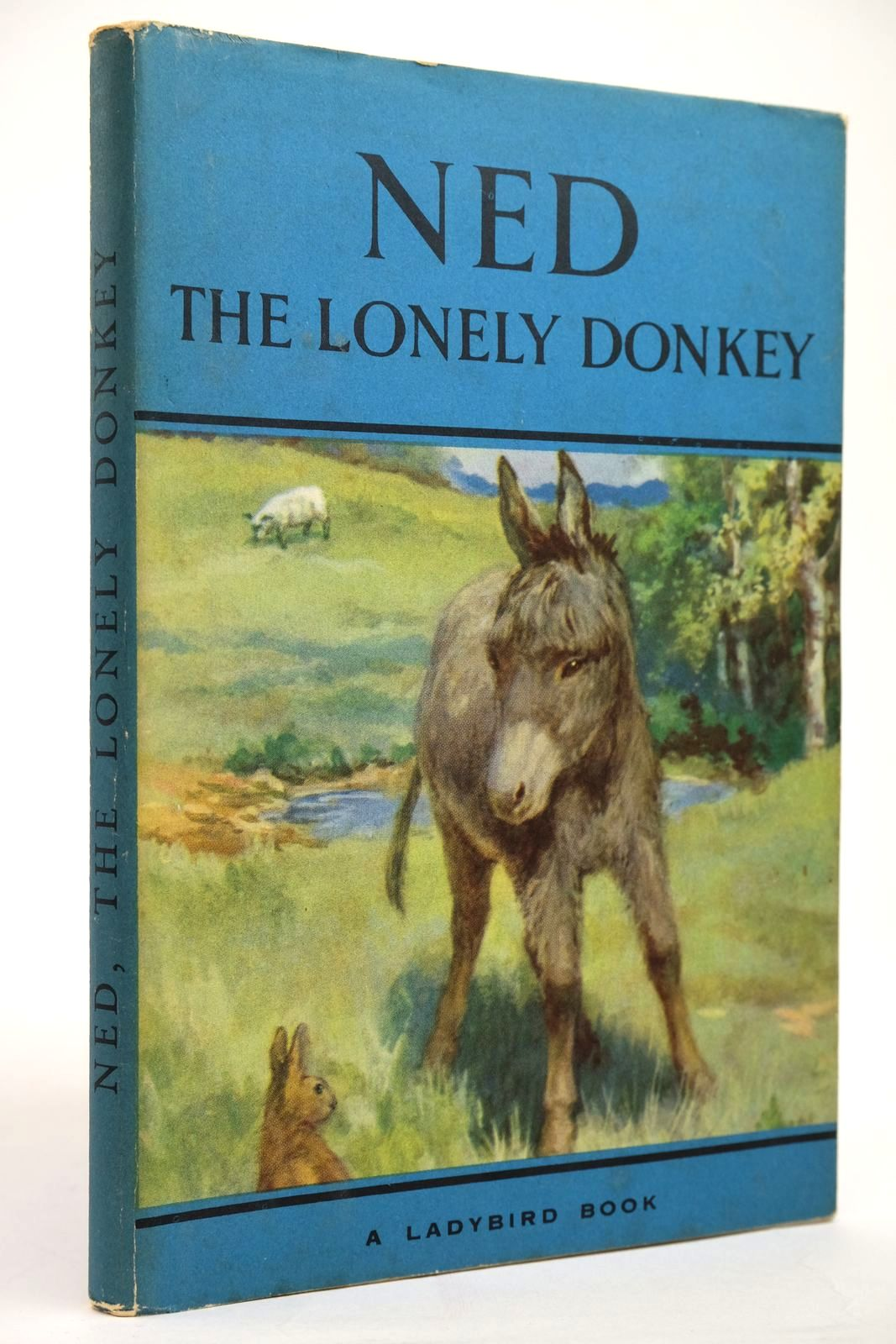 Photo of NED THE LONELY DONKEY written by Barr, Noel illustrated by Hickling, P.B. published by Wills & Hepworth Ltd. (STOCK CODE: 2135161)  for sale by Stella & Rose's Books