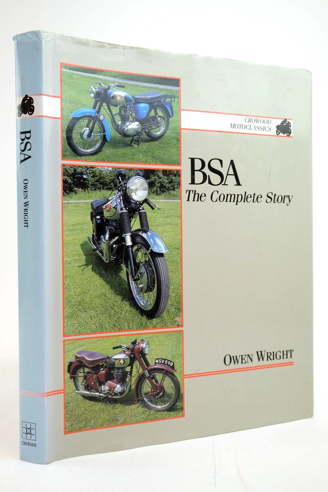 Photo of BSA THE COMPLETE STORY- Stock Number: 2135175