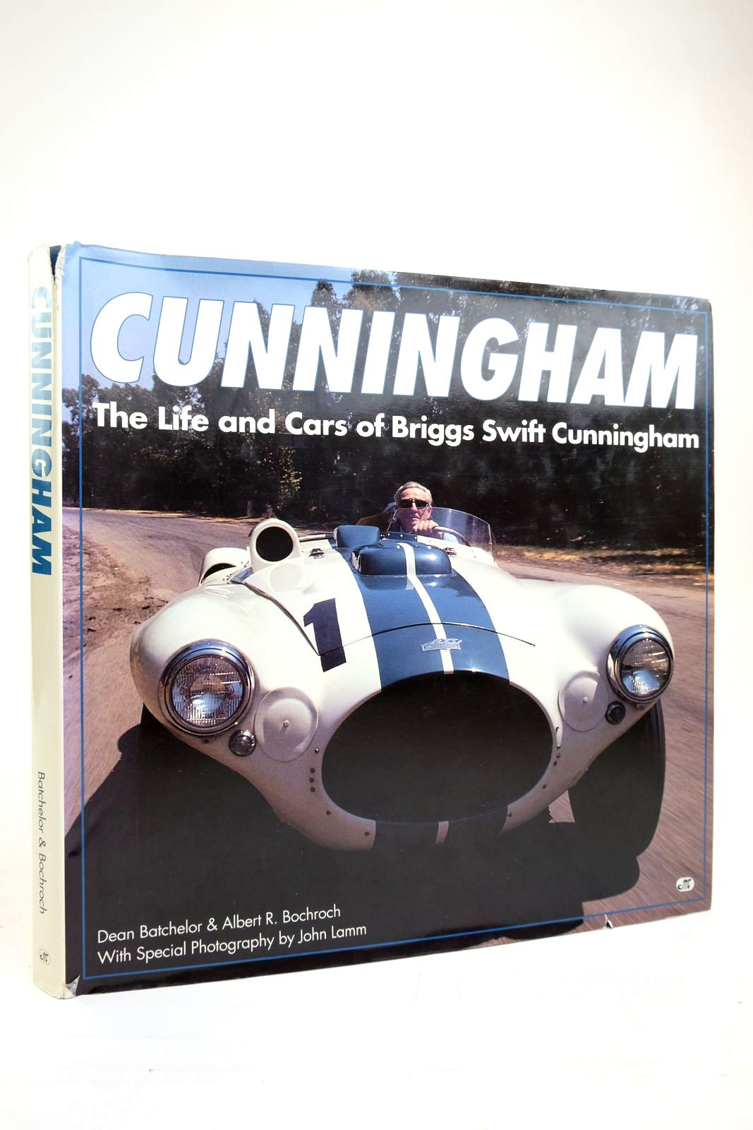 Photo of CUNNINGHAM: THE LIFE AND CARS OF BRIGGS SWIFT CUNNINGHAM written by Batchelor, Dean Bochroch, Albert R. published by Motorbooks International (STOCK CODE: 2135178)  for sale by Stella & Rose's Books