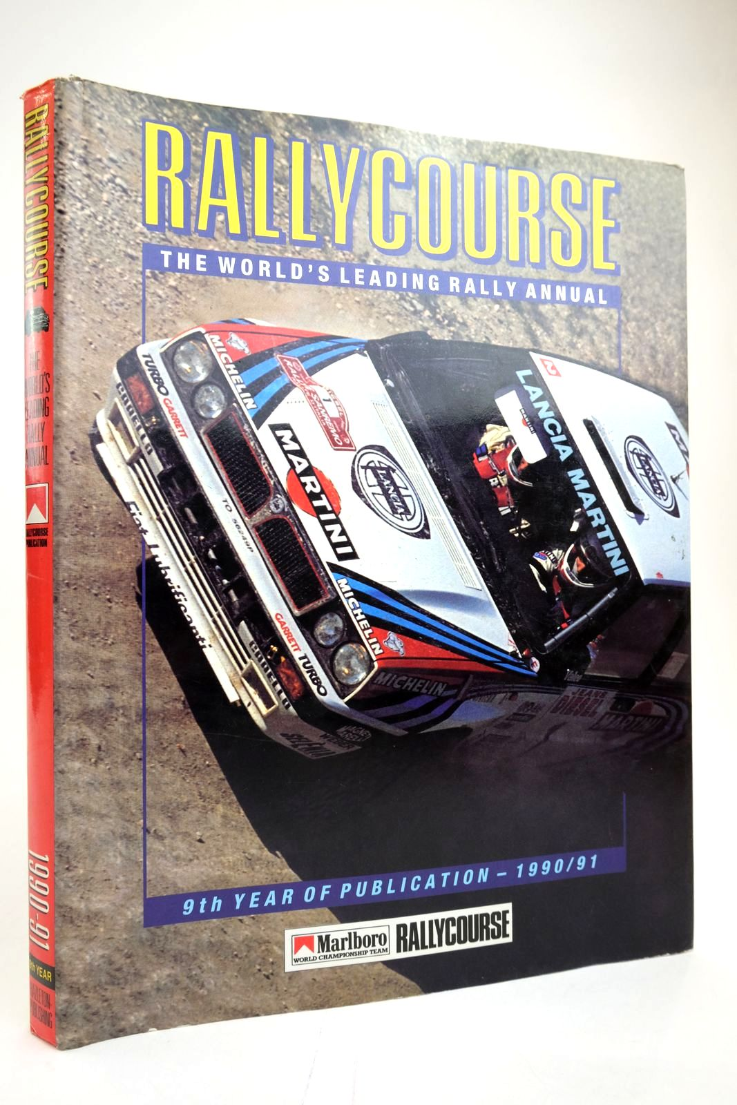 Photo of RALLYCOURSE 1990/91- Stock Number: 2135180