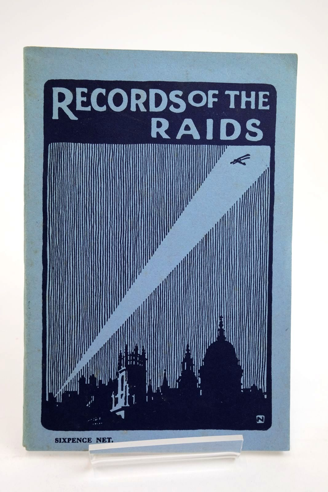 Photo of RECORDS OF THE RAIDS- Stock Number: 2135182