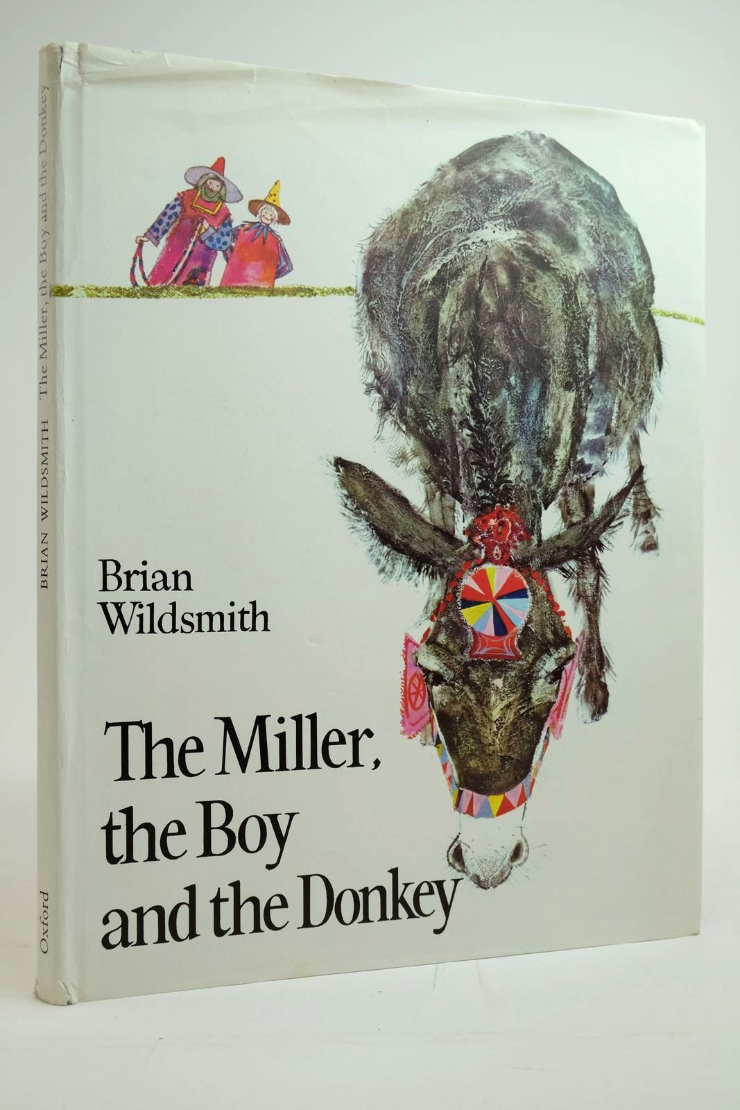 Photo of THE MILLER, THE BOY AND THE DONKEY- Stock Number: 2135191