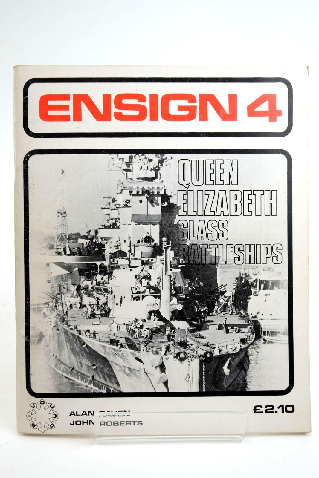 Photo of ENSIGN 4 QUEEN ELIZABETH CLASS BATTLESHIPS- Stock Number: 2135192