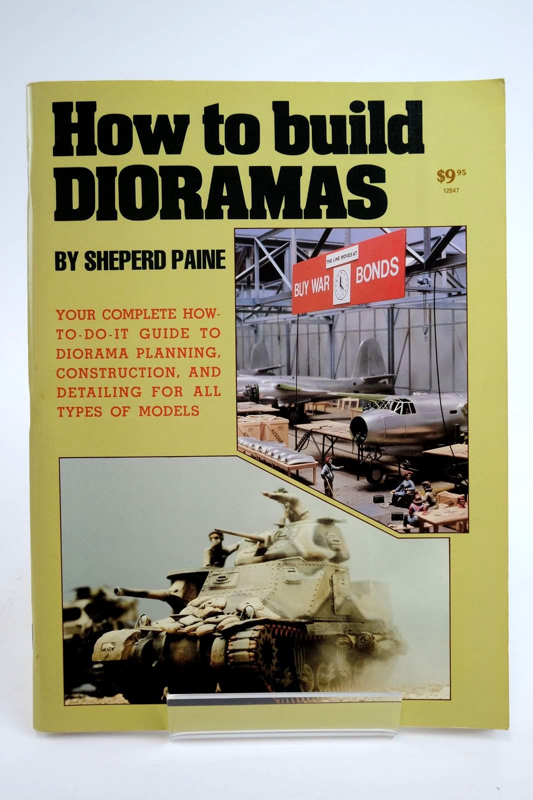 Photo of HOW TO BUILD DIORAMAS- Stock Number: 2135195