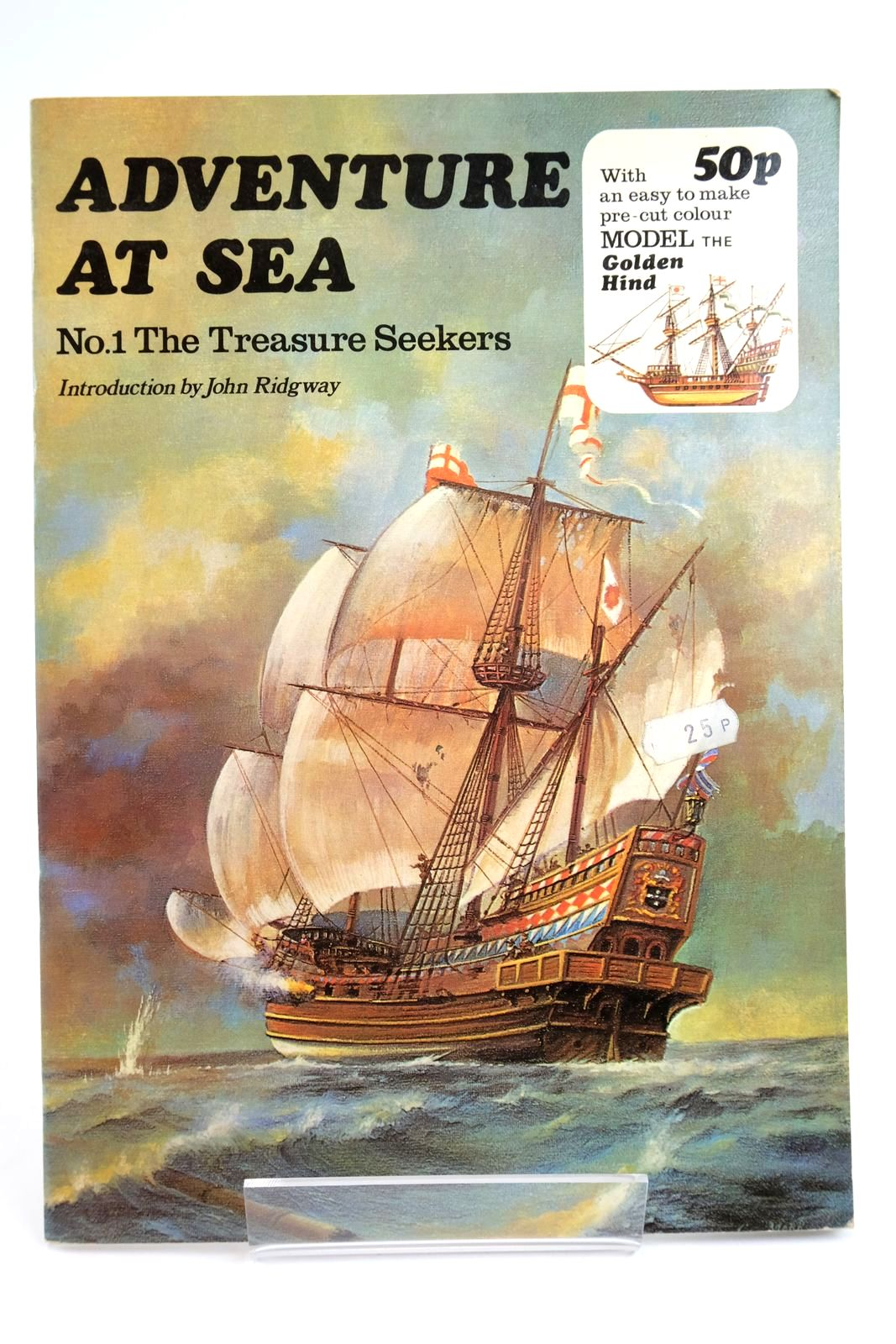 Photo of ADVENTURE AT SEA No. 1 THE TREASURE SEEKERS- Stock Number: 2135196