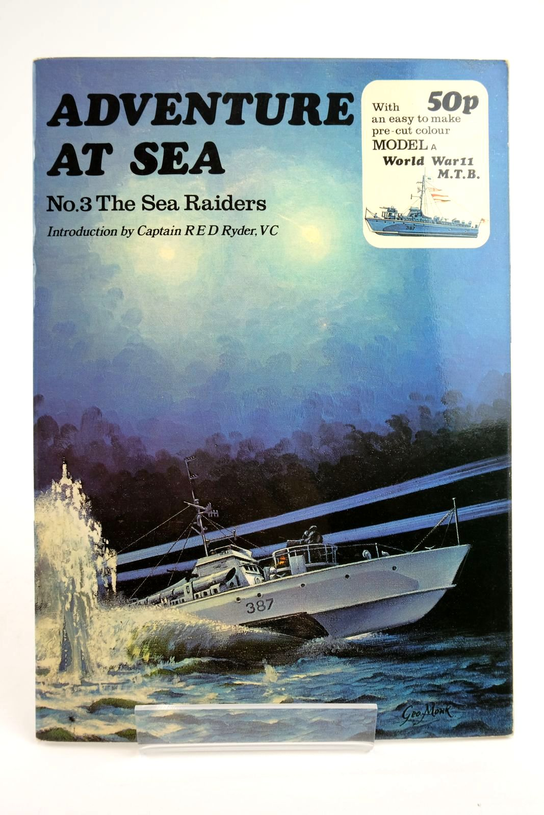 Photo of ADVENTURE AT SEA No. 3 THE SEA RAIDERS- Stock Number: 2135197