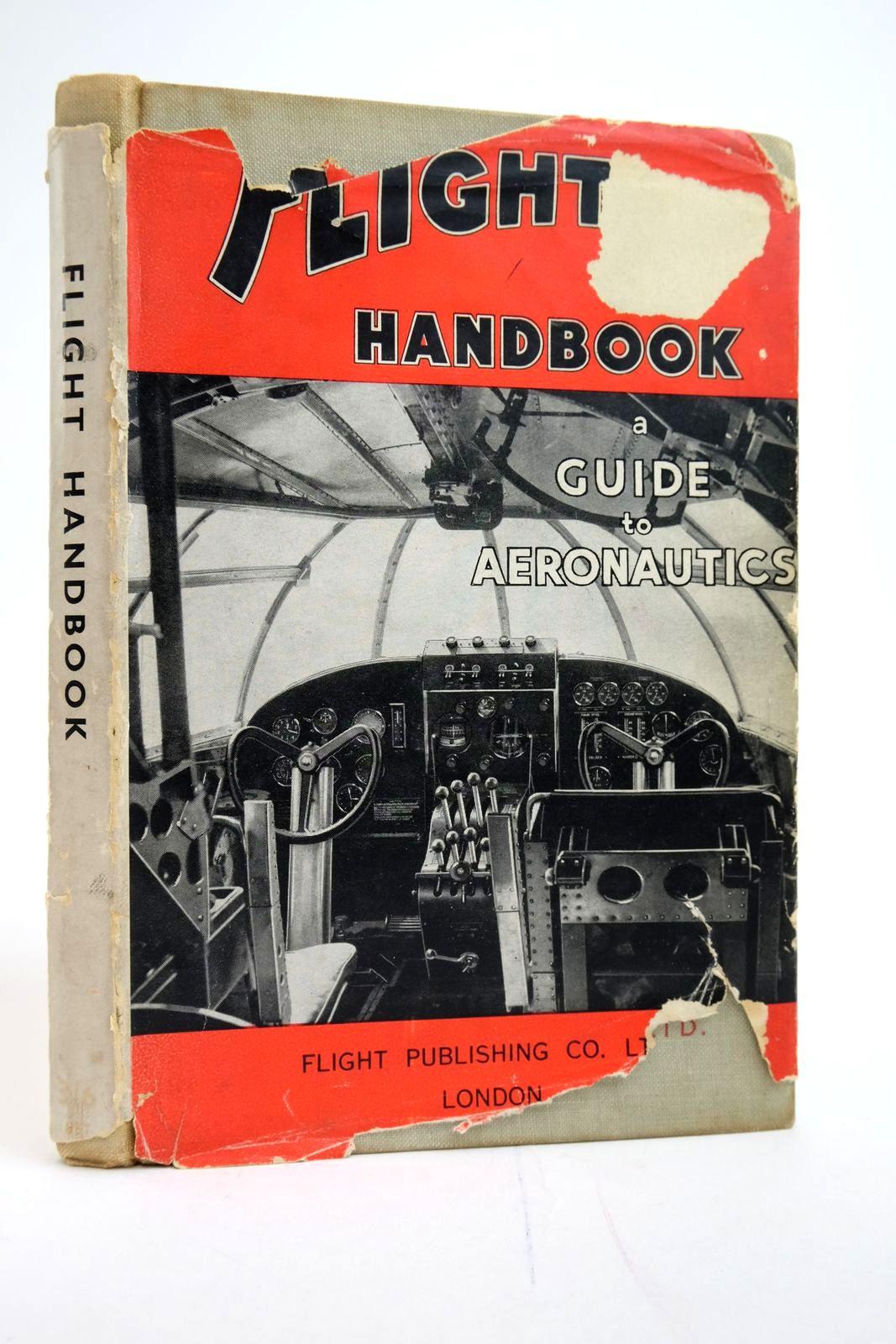 Photo of FLIGHT HANDBOOK A GUIDE TO AERONAUTICS- Stock Number: 2135199