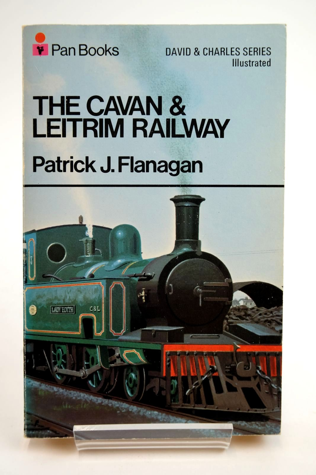Photo of THE CAVAN & LEITRIM RAILWAY written by Flanagan, Patrick published by Pan Books Ltd (STOCK CODE: 2135210)  for sale by Stella & Rose's Books