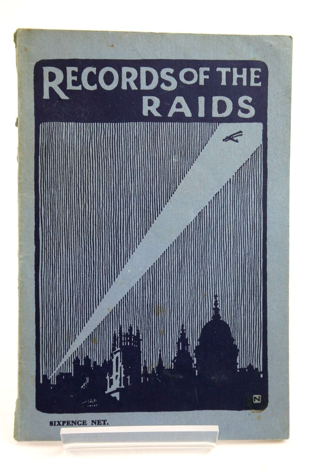 Photo of RECORDS OF THE RAIDS- Stock Number: 2135211
