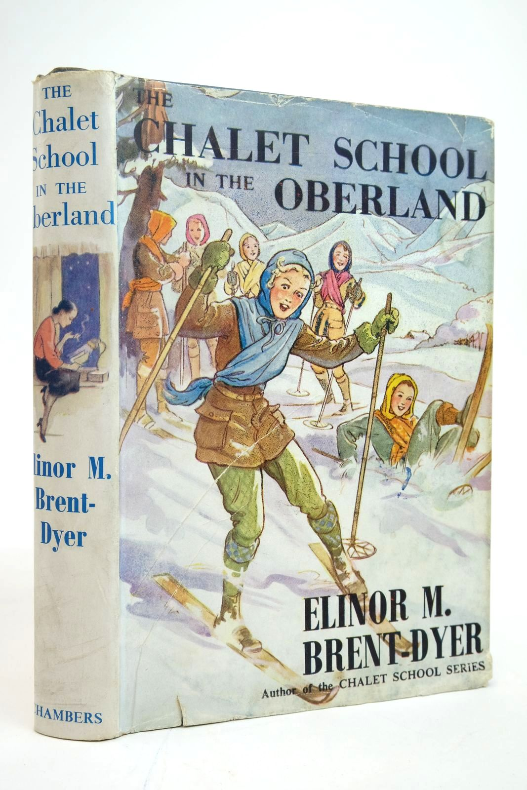 Photo of THE CHALET SCHOOL IN THE OBERLAND- Stock Number: 2135219