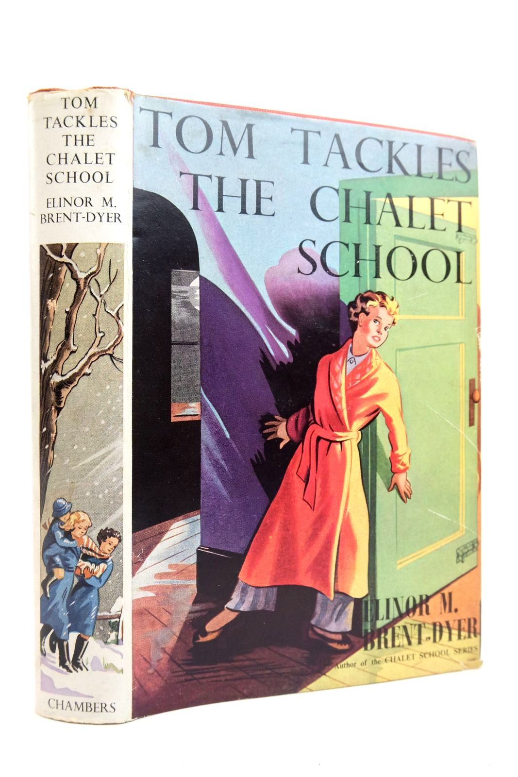 Photo of TOM TACKLES THE CHALET SCHOOL written by Brent-Dyer, Elinor M. published by W. & R. Chambers Limited (STOCK CODE: 2135222)  for sale by Stella & Rose's Books