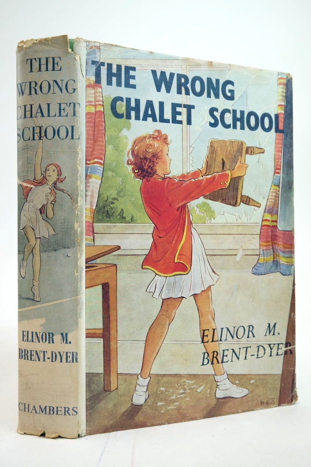 Photo of THE WRONG CHALET SCHOOL- Stock Number: 2135224