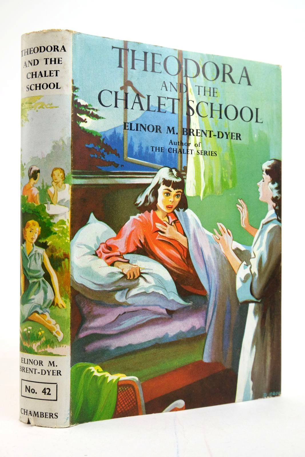 Photo of THEODORA AND THE CHALET SCHOOL written by Brent-Dyer, Elinor M. illustrated by Brook, D. published by W. & R. Chambers Limited (STOCK CODE: 2135228)  for sale by Stella & Rose's Books