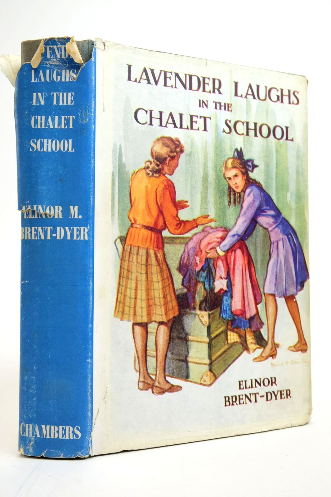 Photo of LAVENDER LAUGHS IN THE CHALET SCHOOL- Stock Number: 2135234