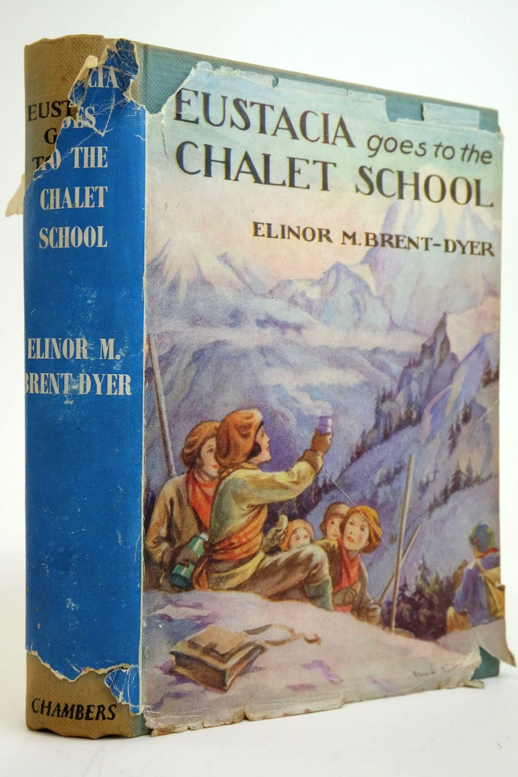 Photo of EUSTACIA GOES TO THE CHALET SCHOOL- Stock Number: 2135237