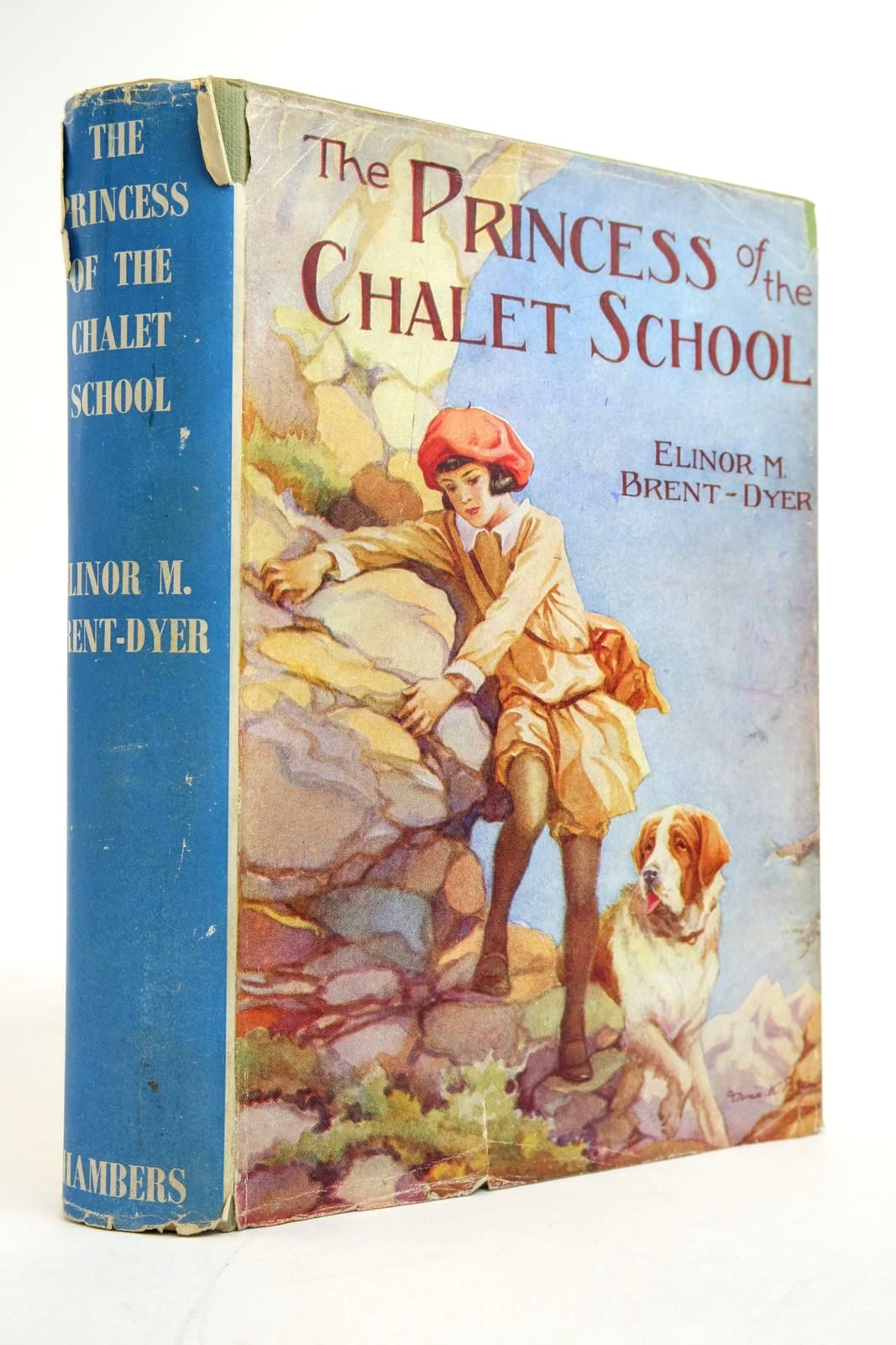 Photo of THE PRINCESS OF THE CHALET SCHOOL- Stock Number: 2135238