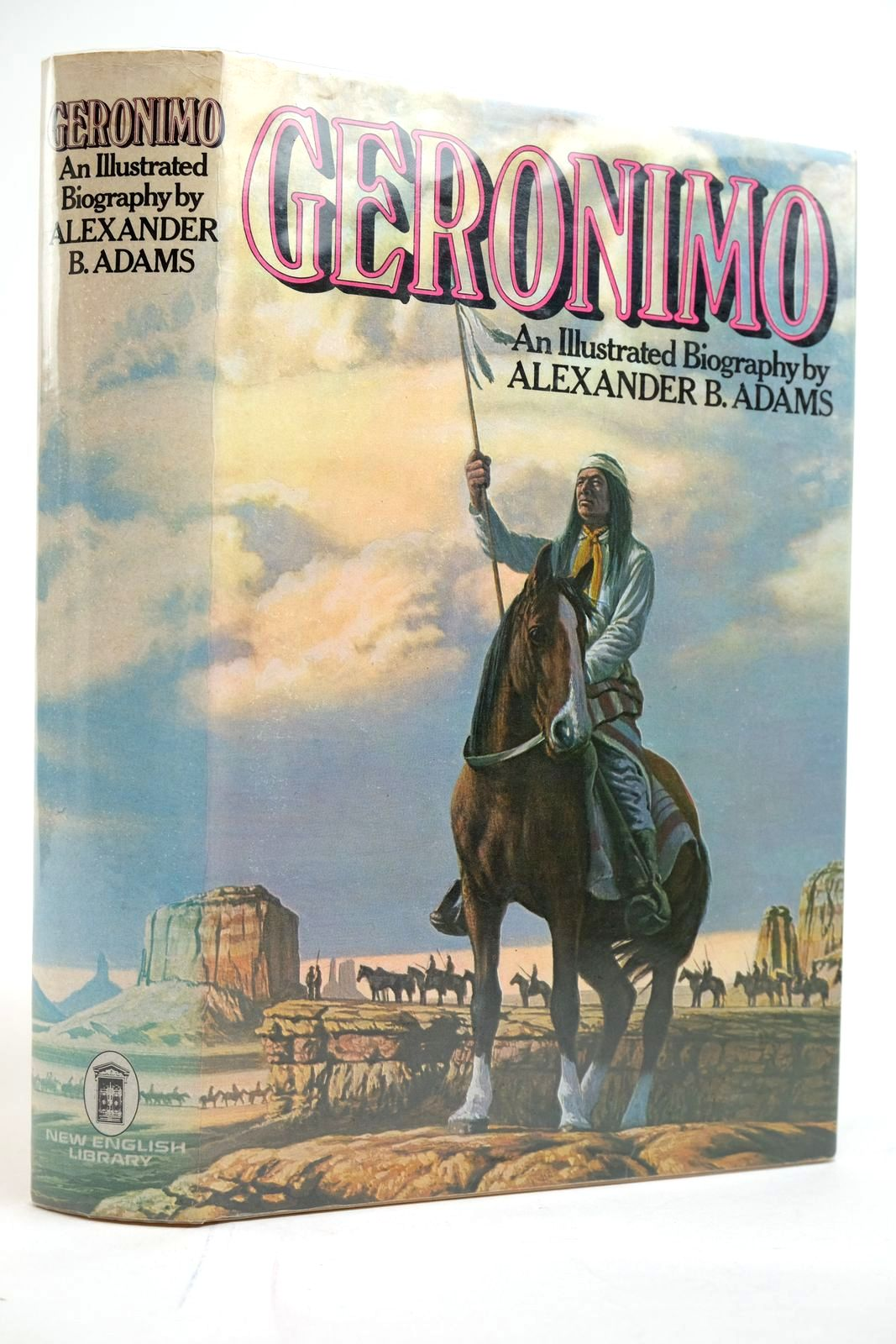 Photo of GERONIMO: A BIOGRAPHY- Stock Number: 2135254