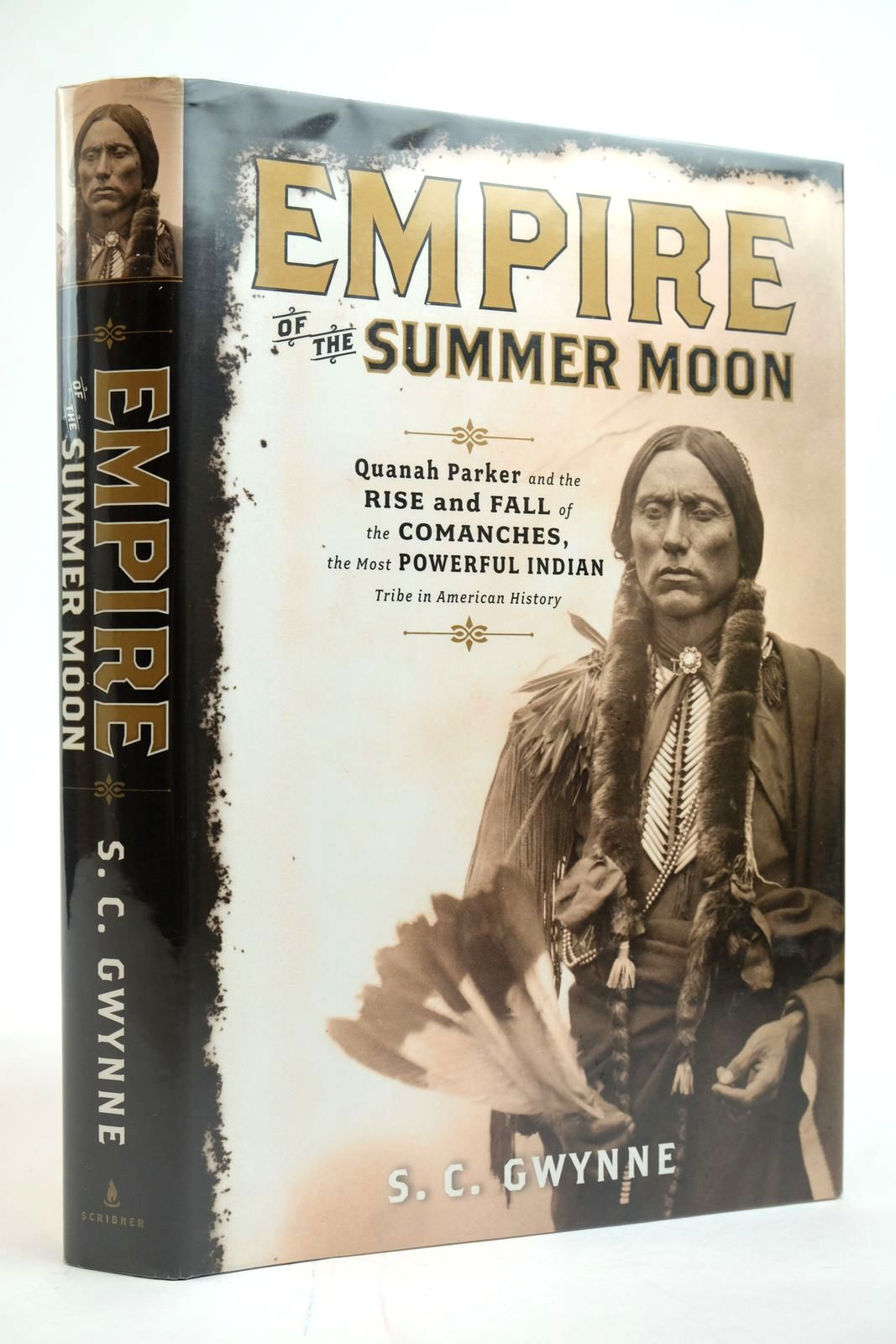 Photo of EMPIRE OF THE SUMMER MOON written by Gwynne, S.C. published by Scribner (STOCK CODE: 2135259)  for sale by Stella & Rose's Books
