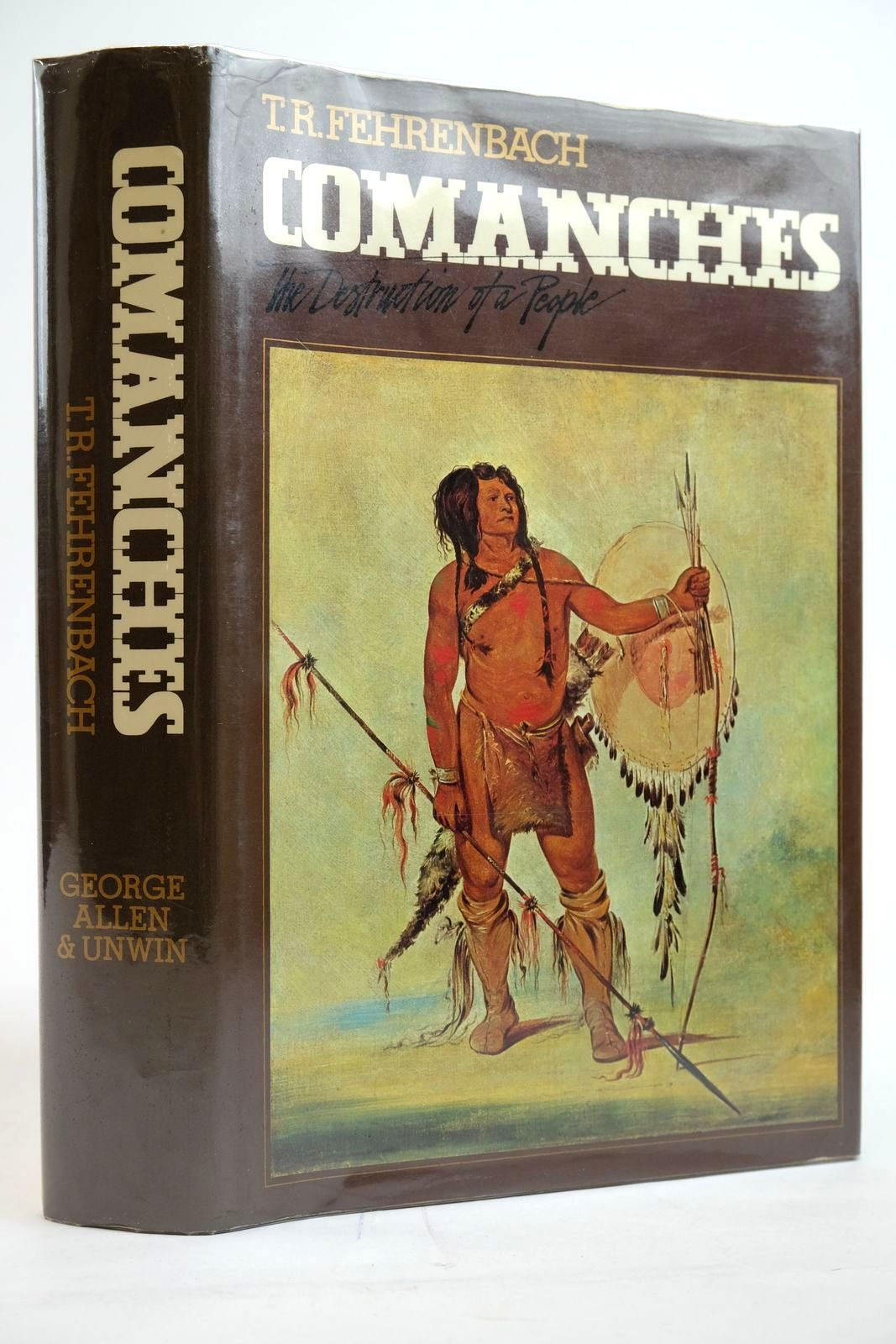 Photo of COMANCHES- Stock Number: 2135260
