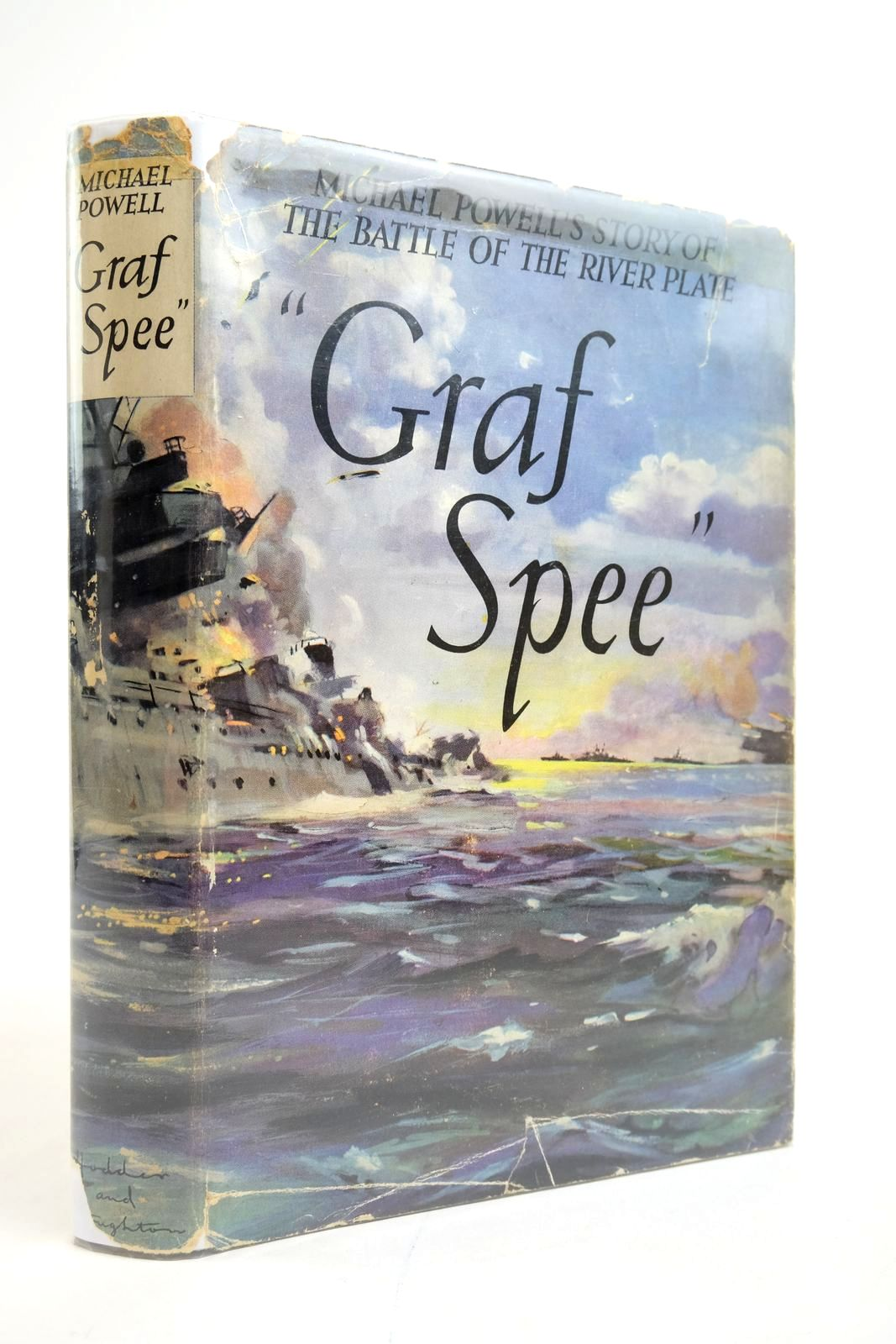 Photo of GRAF SPEE written by Powell, Michael published by Hodder & Stoughton (STOCK CODE: 2135261)  for sale by Stella & Rose's Books