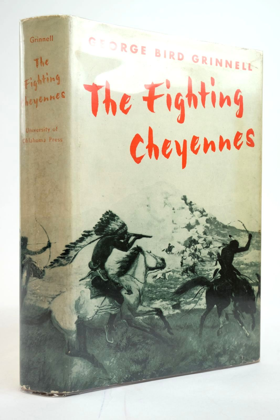 Photo of THE FIGHTING CHEYENNES- Stock Number: 2135266