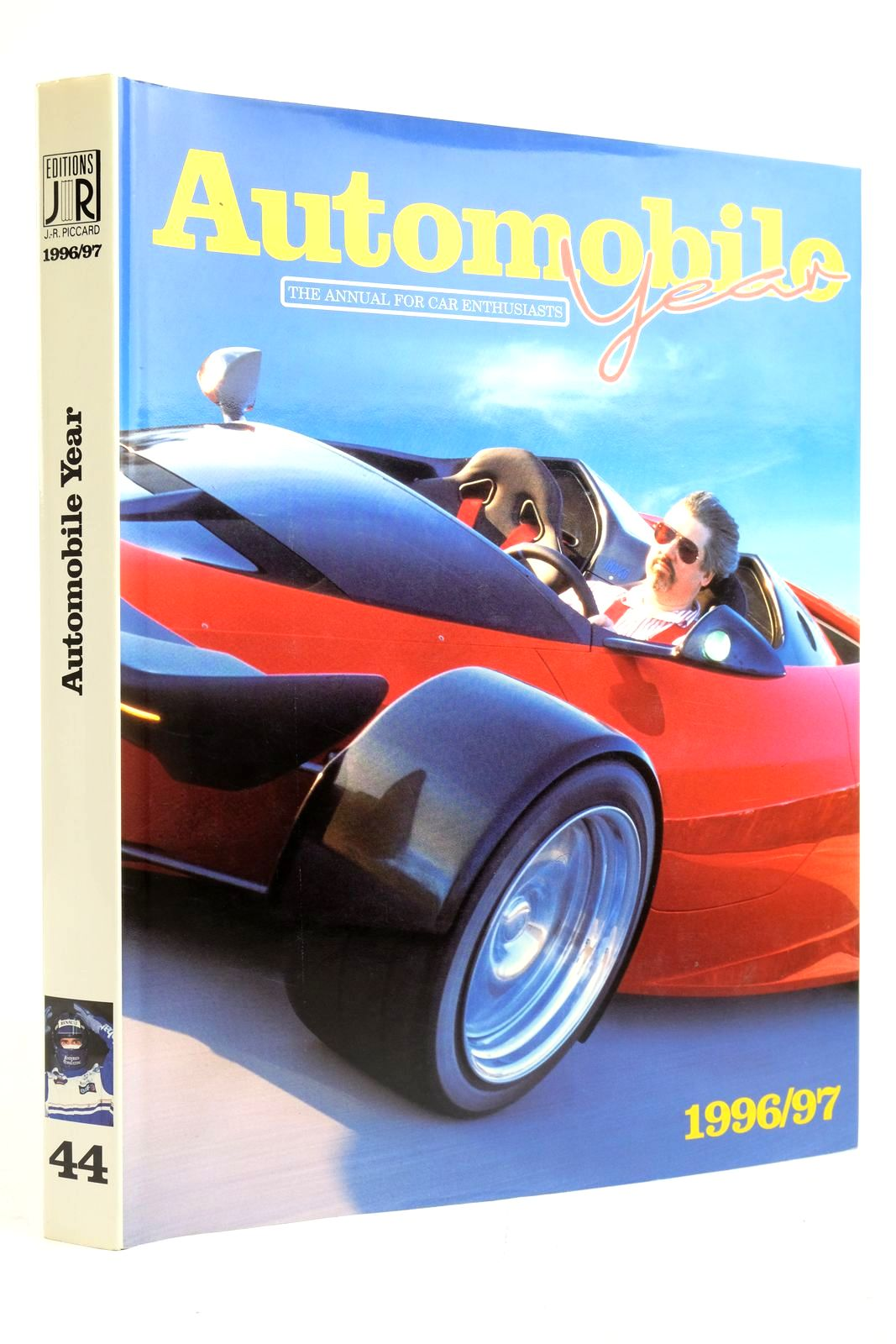 Photo of AUTOMOBILE YEAR No. 44 1996/97 written by Norris, Ian Emslie, Robin et al, published by Editions Jr (STOCK CODE: 2135271)  for sale by Stella & Rose's Books