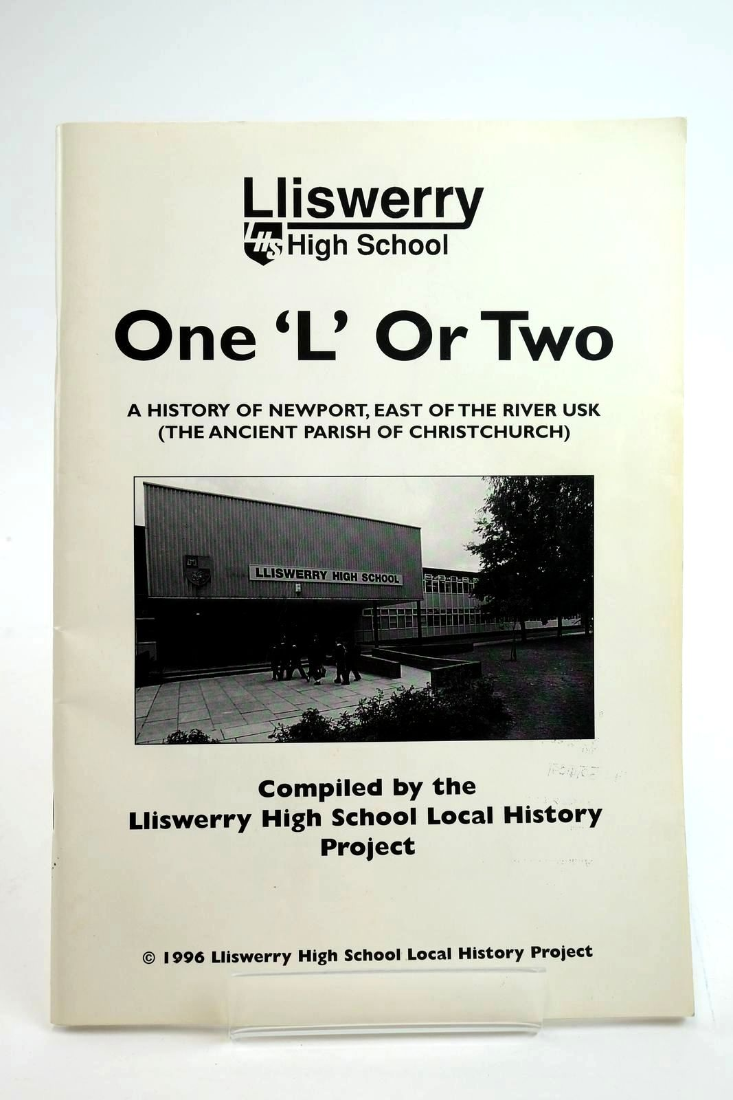 Photo of ONE 'L' OR TWO published by Lliswerry High School (STOCK CODE: 2135275)  for sale by Stella & Rose's Books