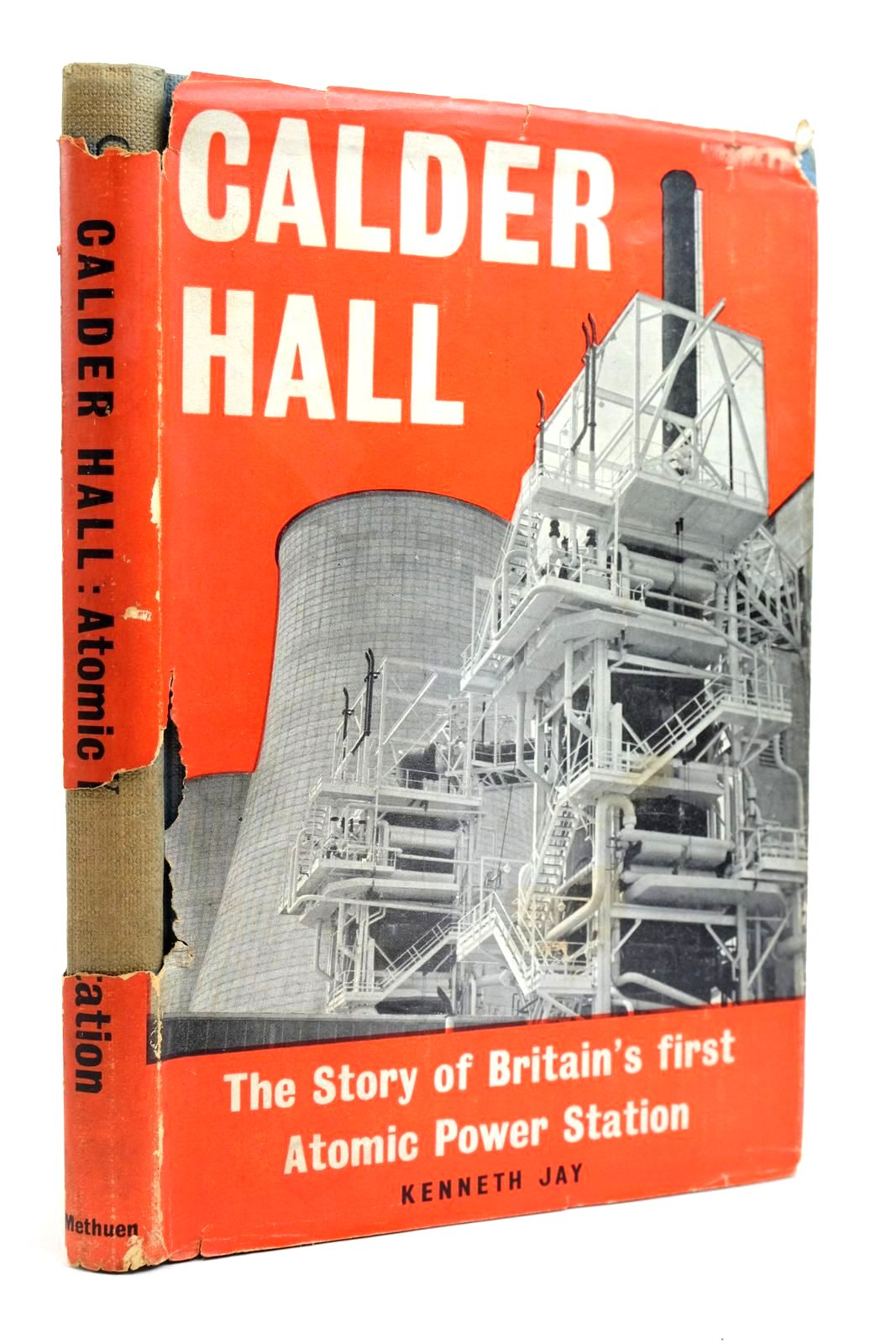 Photo of CALDER HALL written by Jay, Kenneth published by Methuen & Co. Ltd. (STOCK CODE: 2135276)  for sale by Stella & Rose's Books