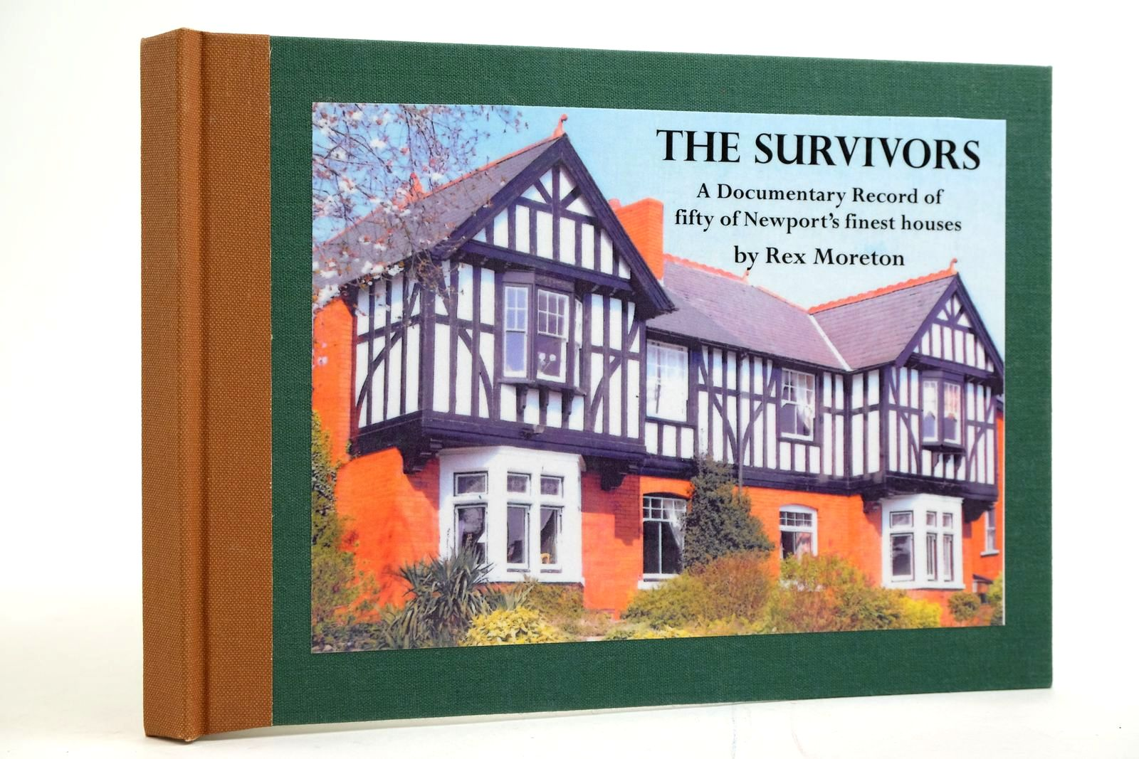 Photo of THE SURVIVORS: A DOCUMENTARY RECORD OF FIFTY OF NEWPORT'S FINEST HOUSES- Stock Number: 2135279