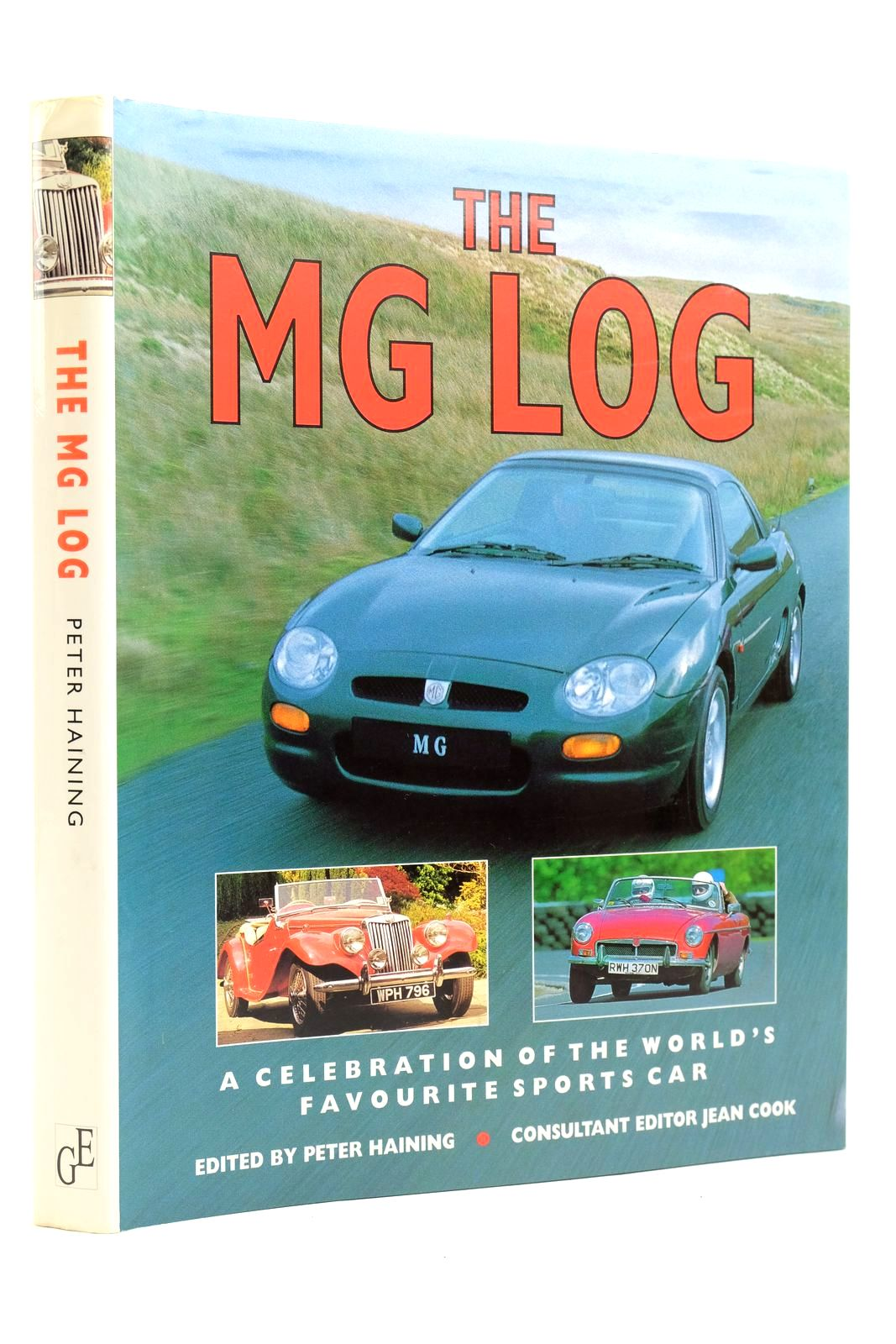 Photo of THE MG LOG written by Haining, Peter published by Greenwich Editions (STOCK CODE: 2135281)  for sale by Stella & Rose's Books