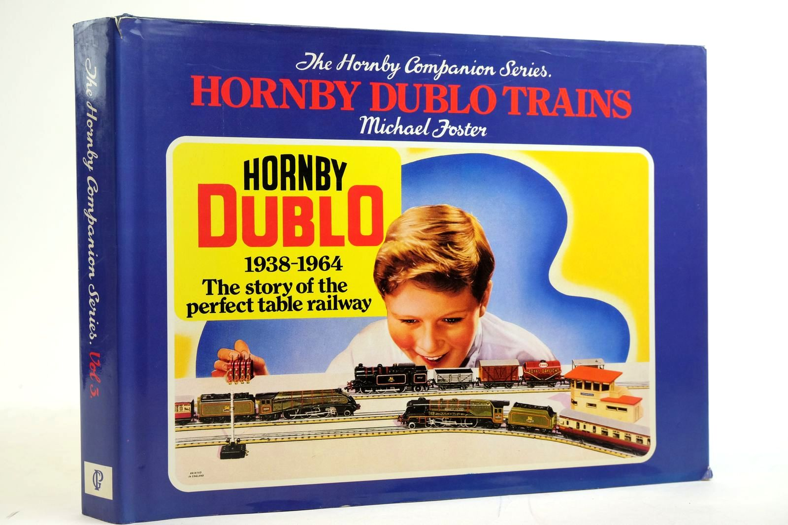 Photo of HORNBY DUBLO TRAINS written by Foster, Michael Ellis, Alan F. published by Guild Publishing (STOCK CODE: 2135283)  for sale by Stella & Rose's Books