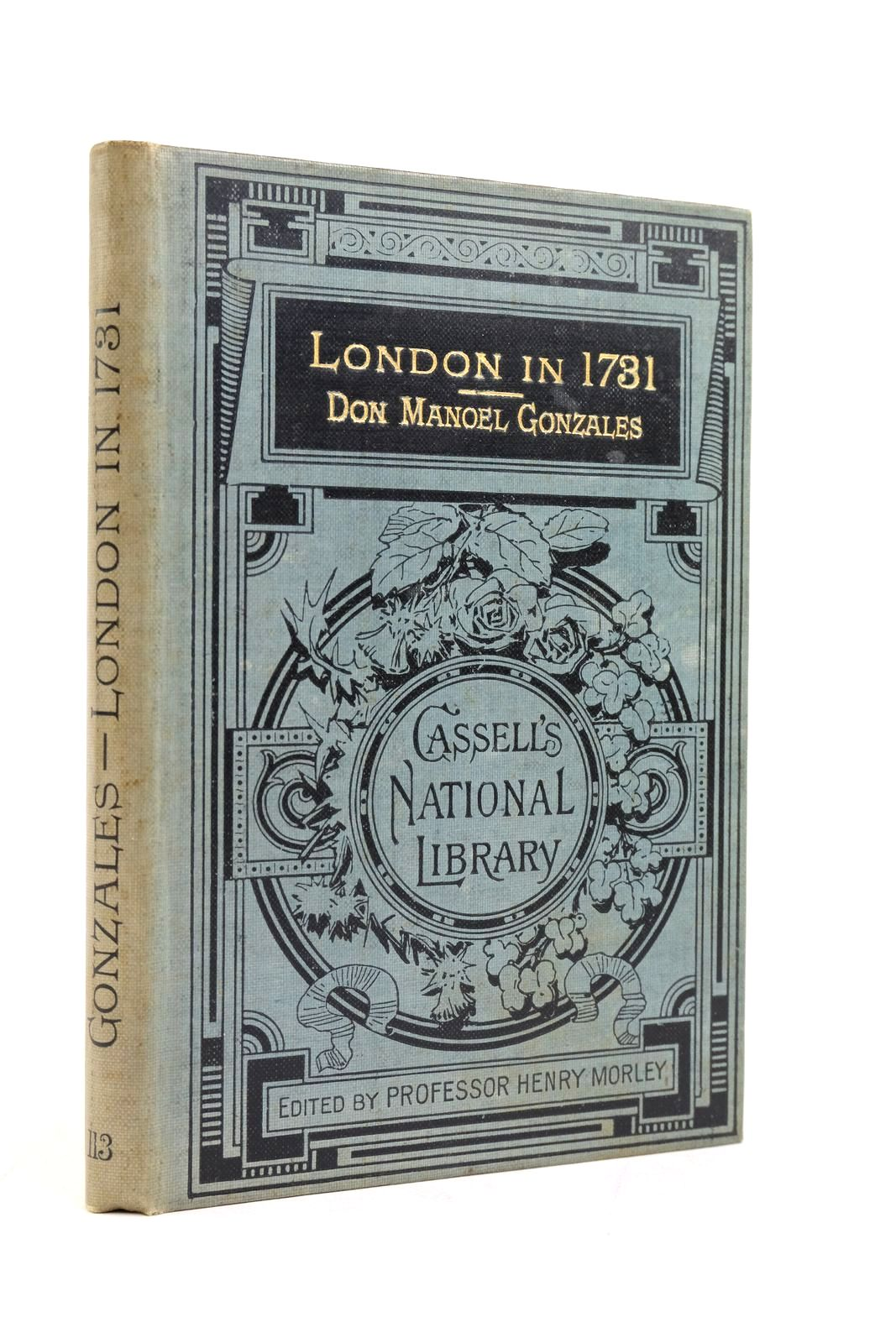 Photo of LONDON IN 1731- Stock Number: 2135287
