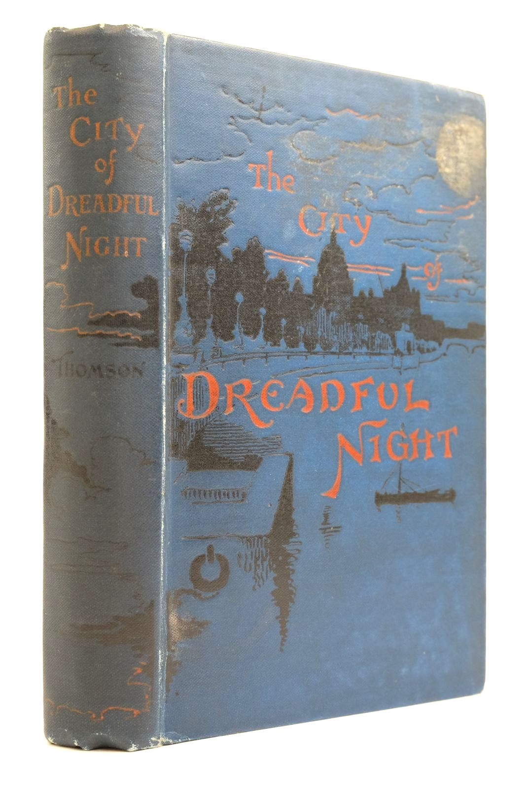 Photo of THE CITY OF DREADFUL NIGHT AND OTHER POEMS- Stock Number: 2135288