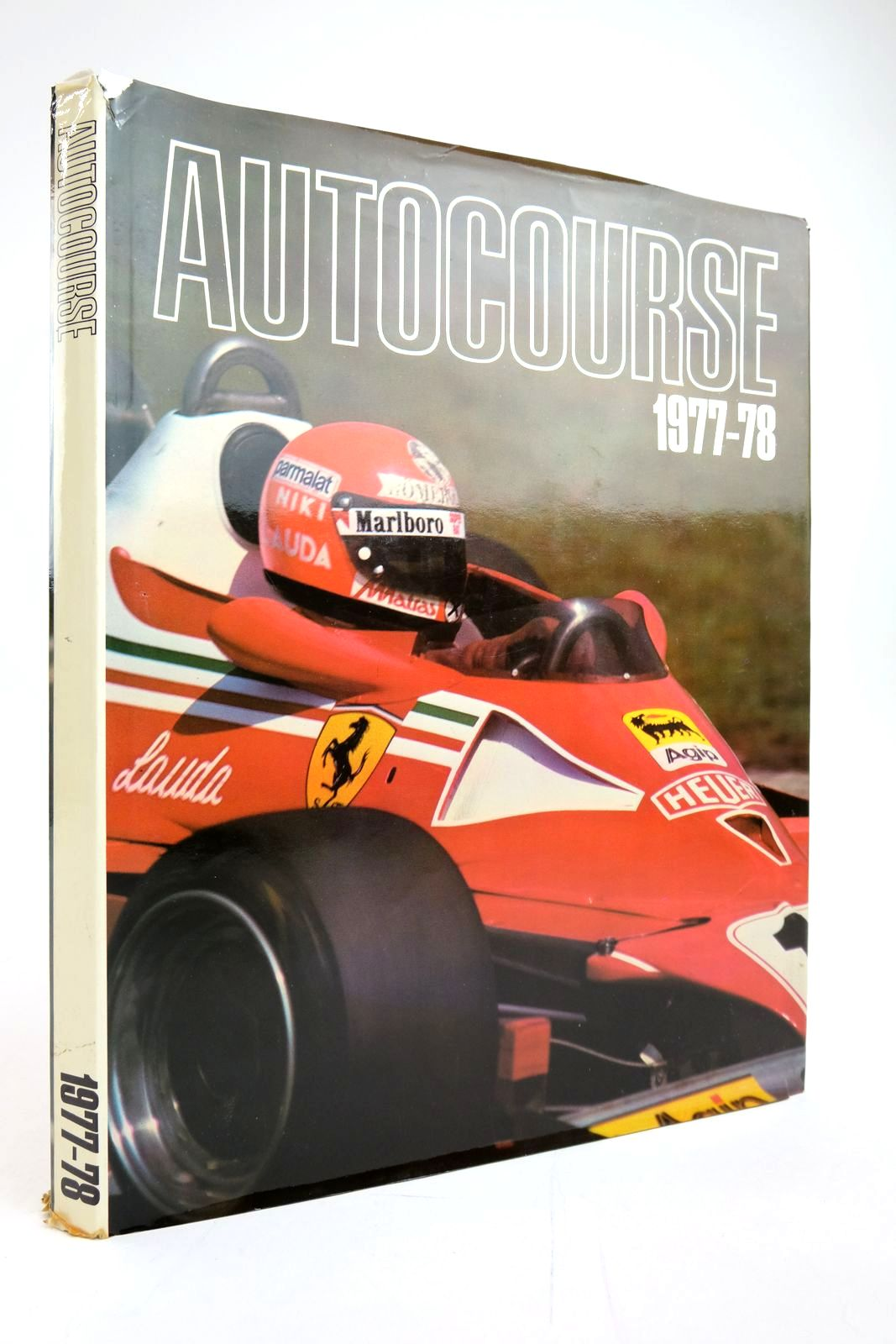 Photo of AUTOCOURSE 1977-78 written by Kettlewell, Mike published by Hazleton Securities (STOCK CODE: 2135297)  for sale by Stella & Rose's Books