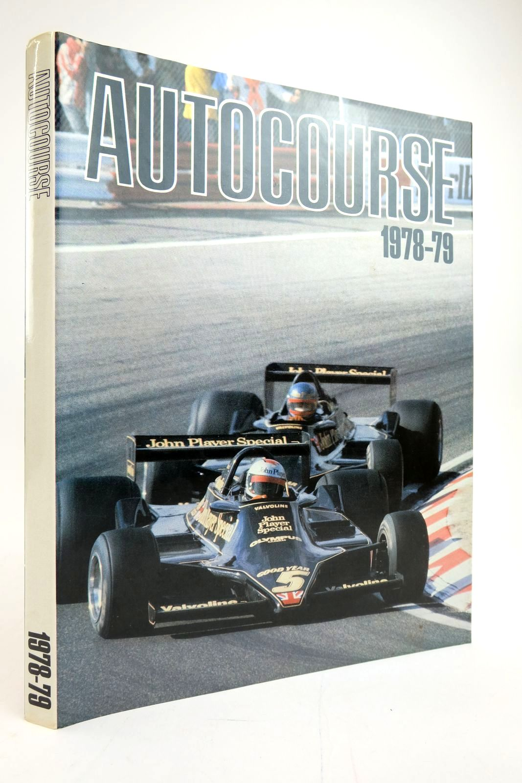 Photo of AUTOCOURSE 1978-79 written by Kettlewell, Mike published by Hazleton Securities (STOCK CODE: 2135298)  for sale by Stella & Rose's Books