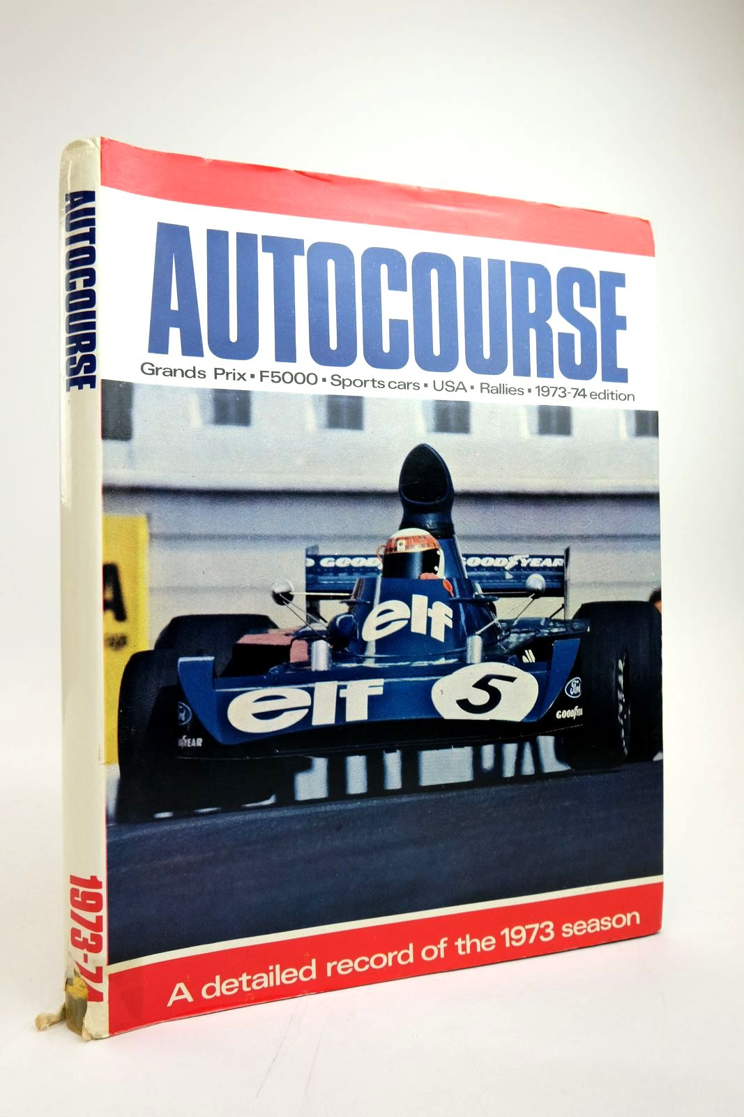 Photo of AUTOCOURSE 1973-74- Stock Number: 2135302