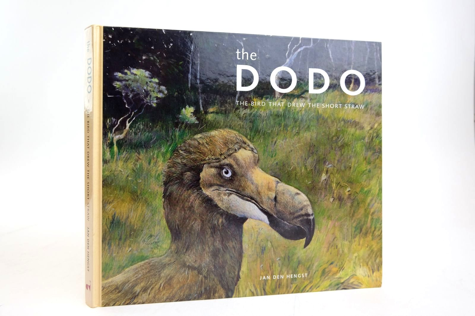 Photo of THE DODO: THE BIRD THAT DREW THE SHORT STRAW written by Den Hengst, Jan published by Art Revisited (STOCK CODE: 2135315)  for sale by Stella & Rose's Books