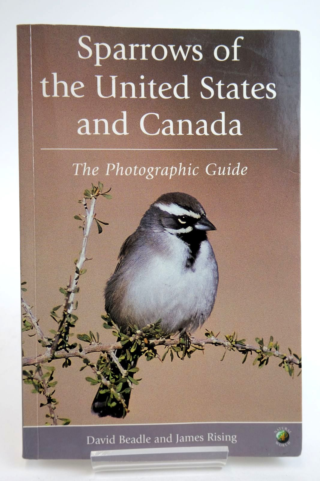 Photo of SPARROWS OF THE UNITED STATES AND CANADA written by Beadle, David Rising, J.D. published by Ap Natural World (STOCK CODE: 2135319)  for sale by Stella & Rose's Books