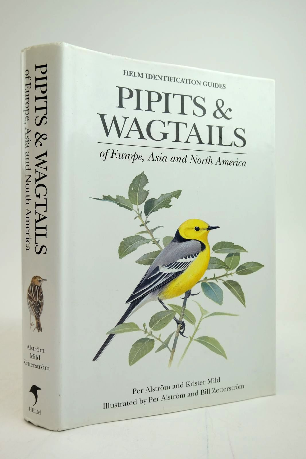 Photo of PIPITS & WAGTAILS OF EUROPE, ASIA AND NORTH AMERICA- Stock Number: 2135321