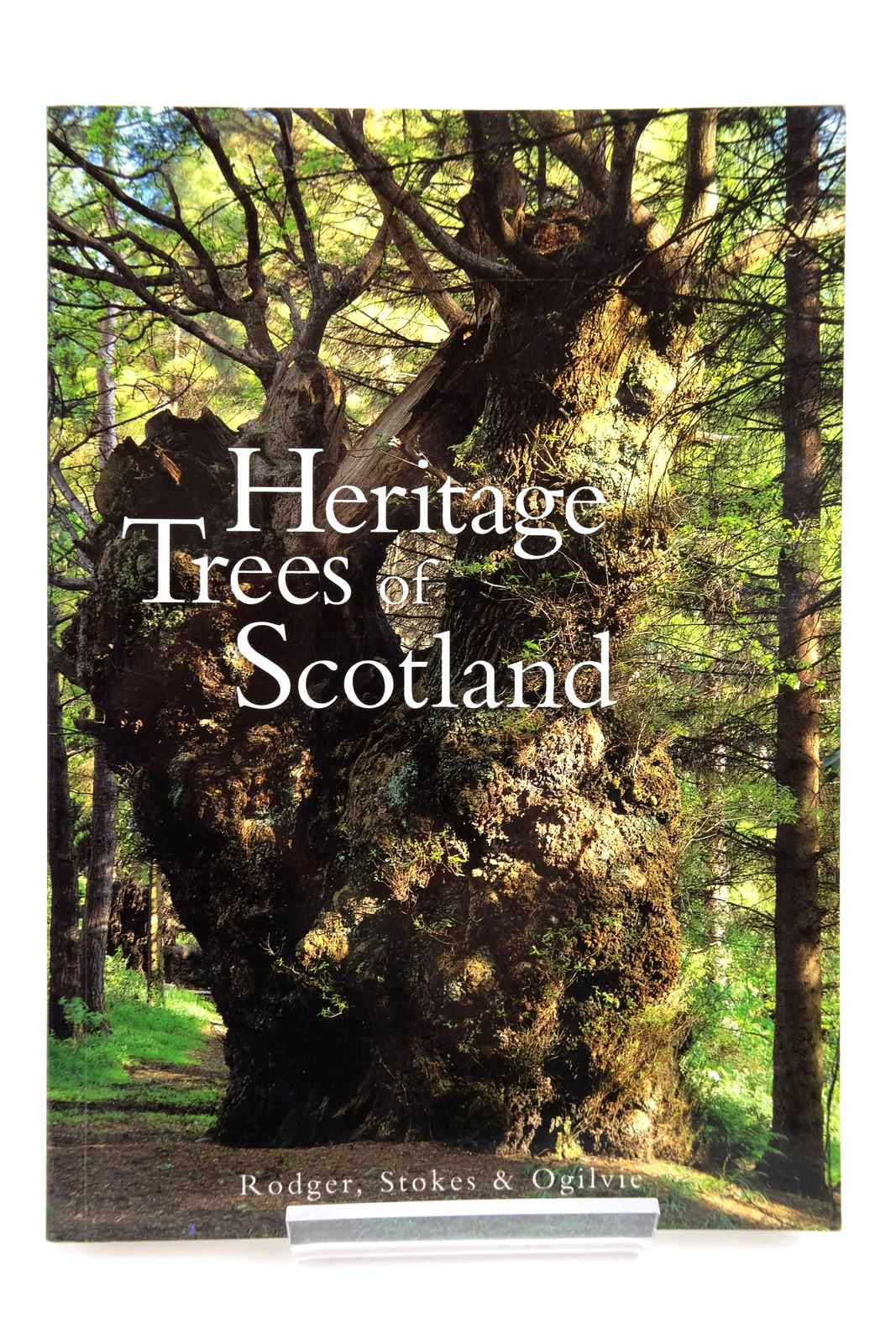 Photo of THE HERITAGE TREES OF SCOTLAND- Stock Number: 2135328