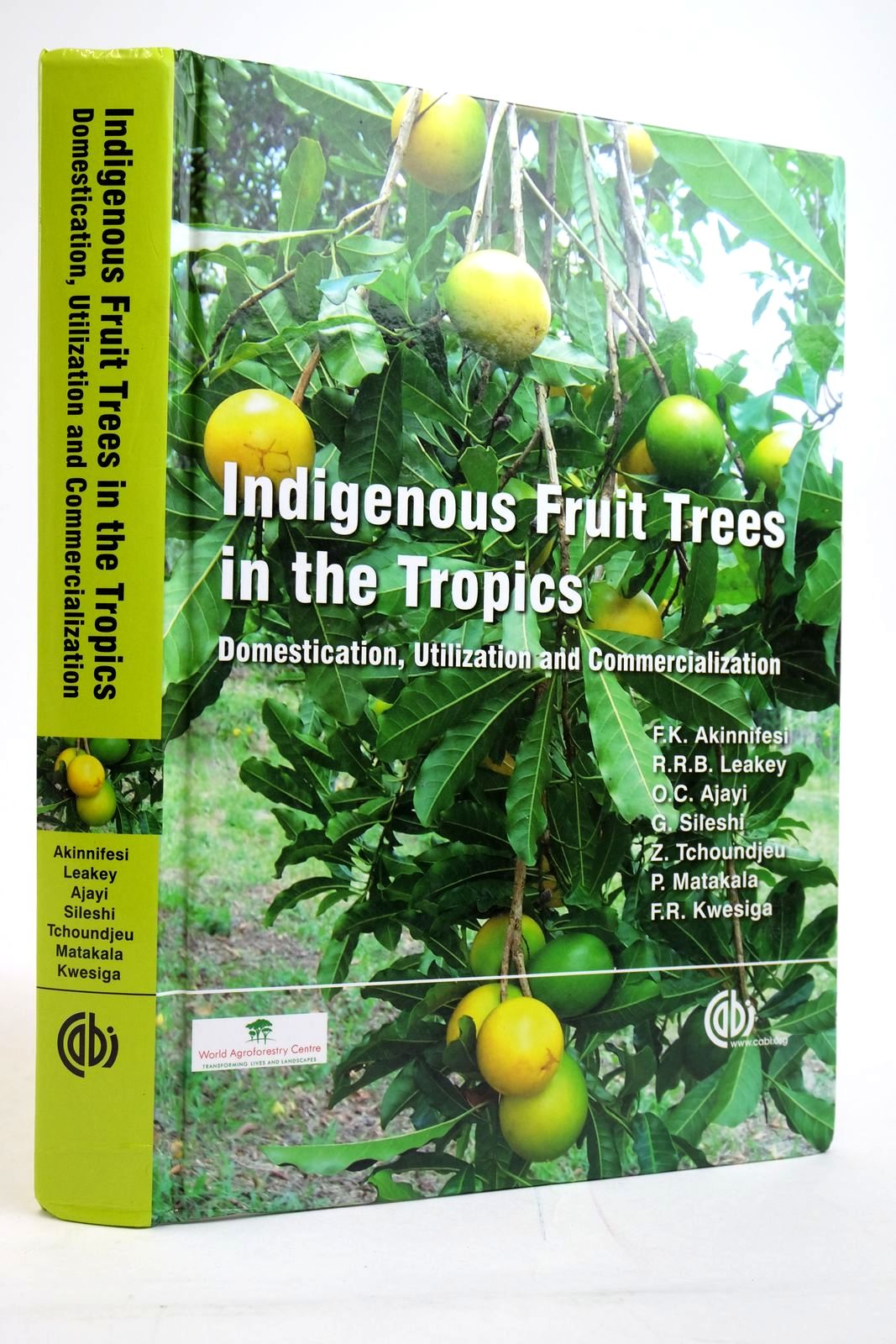 Photo of INDIGENOUS FRUIT TREES IN THE TROPICS- Stock Number: 2135332