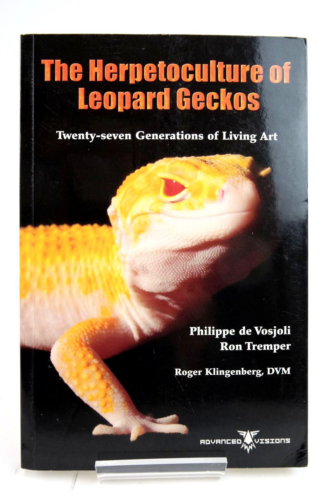 Photo of THE HERPETOCULTURE OF LEOPARD GECKOS: TWENTY-SEVEN GENERATIONS OF LIVING ART- Stock Number: 2135353