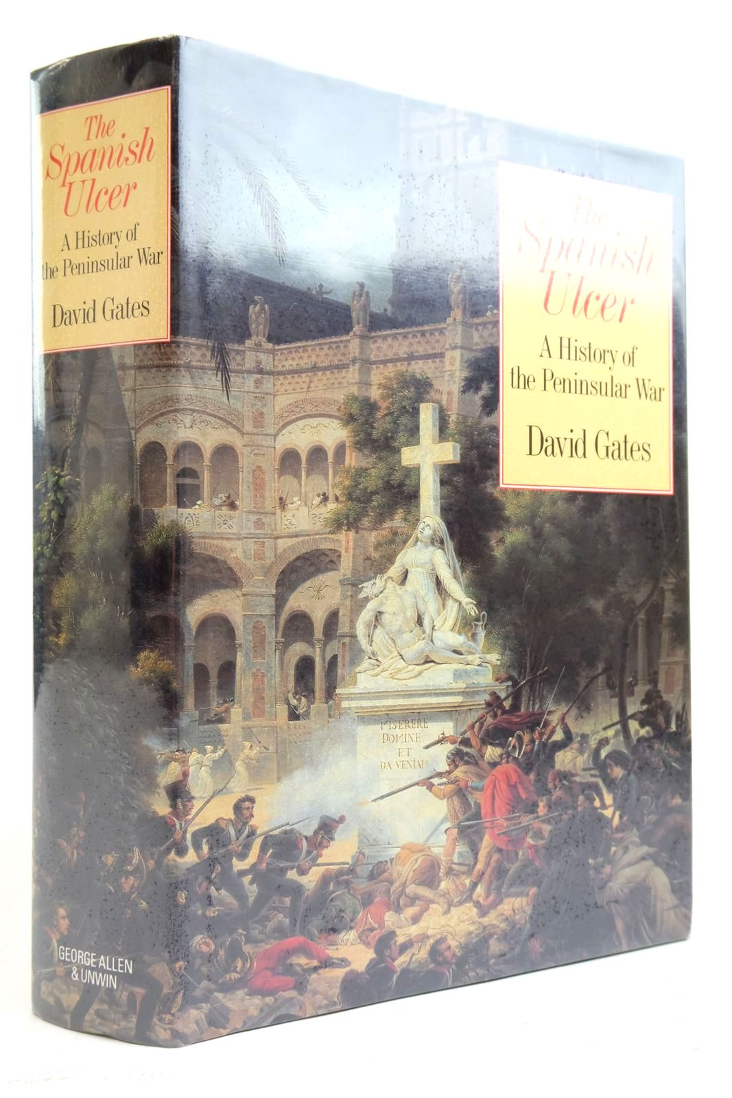 Photo of THE SPANISH ULCER written by Gates, David published by George Allen & Unwin (STOCK CODE: 2135389)  for sale by Stella & Rose's Books