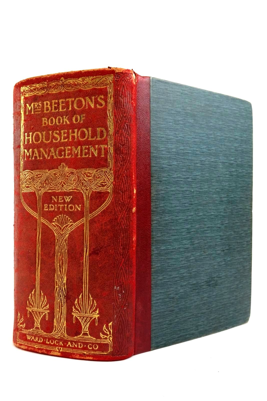 Photo of MRS. BEETON'S BOOK OF HOUSEHOLD MANAGEMENT- Stock Number: 2135416