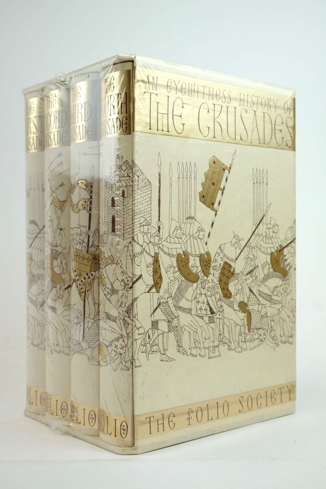 Photo of AN EYEWITNESS HISTORY OF THE CRUSADES (4 VOLUMES)- Stock Number: 2135421
