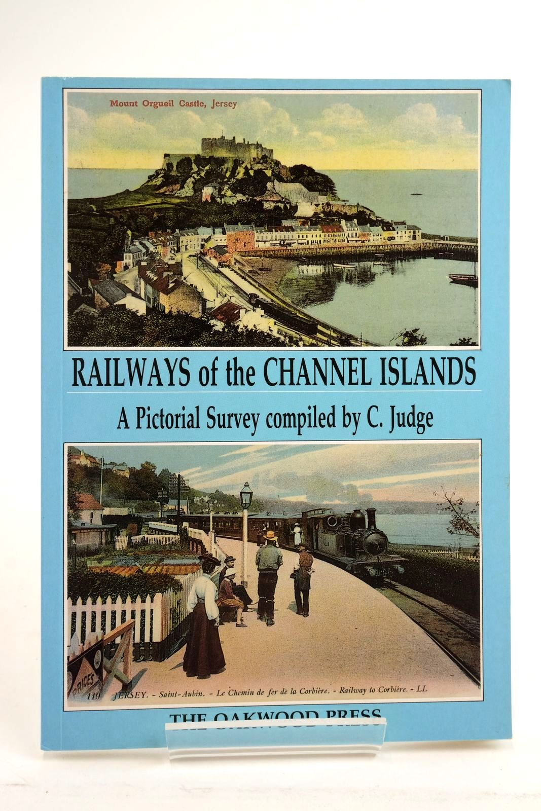 Photo of RAILWAYS OF THE CHANNEL ISLANDS: A PICTORIAL SURVEY- Stock Number: 2135428