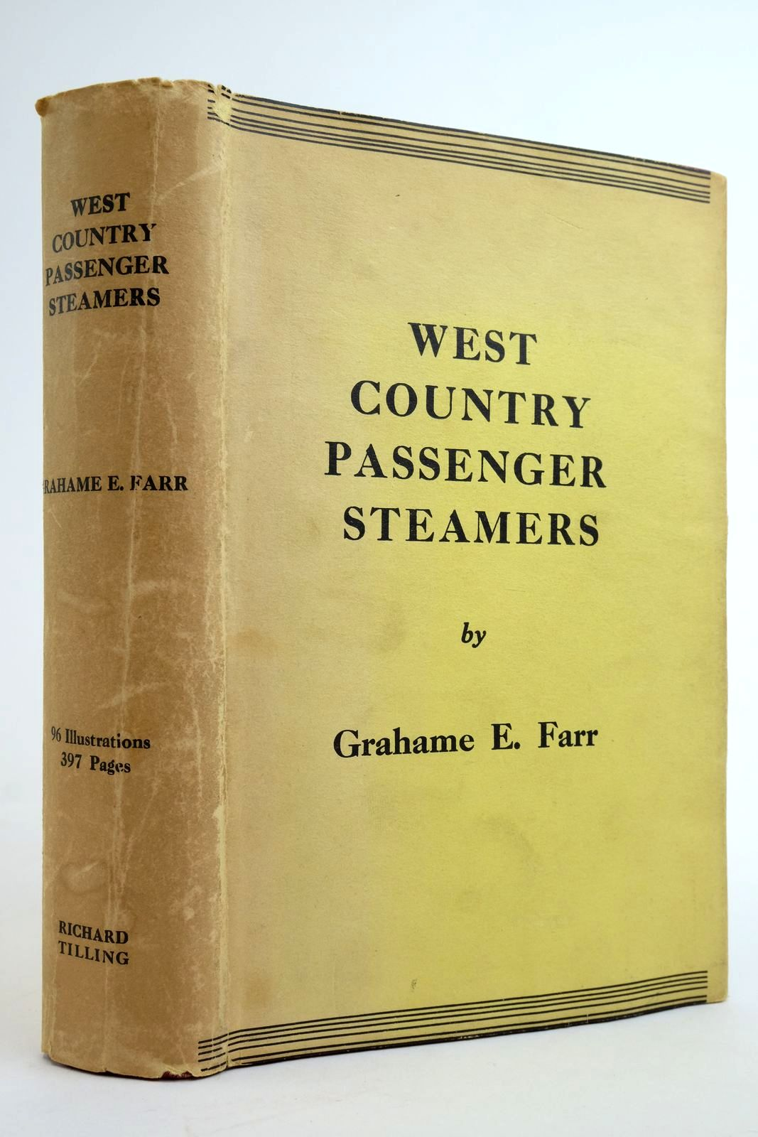 Photo of WEST COUNTRY PASSENGER STEAMERS- Stock Number: 2135437