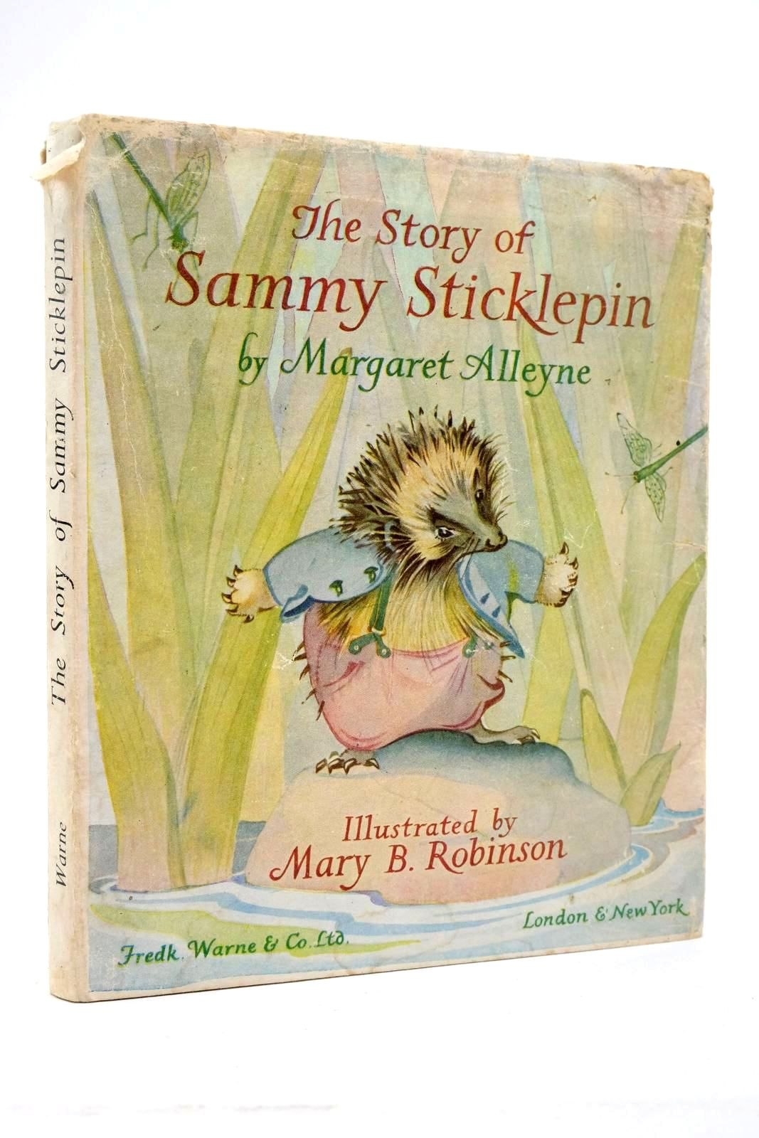 Photo of THE STORY OF SAMMY STICKLEPIN written by Alleyne, Margaret illustrated by Robinson, Mary published by Frederick Warne & Co Ltd. (STOCK CODE: 2135485)  for sale by Stella & Rose's Books