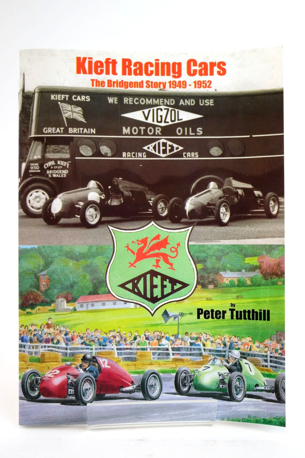 Photo of KIEFT RACING CARS: THE BRIDGEND STORY 1949 - 1952- Stock Number: 2135499