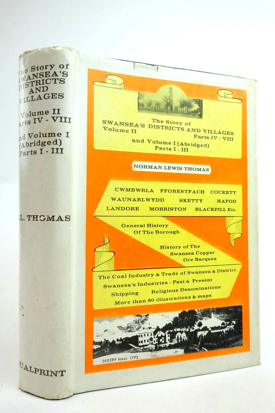 Photo of THE STORY OF SWANSEA'S DISTRICTS AND VILLAGES- Stock Number: 2135504